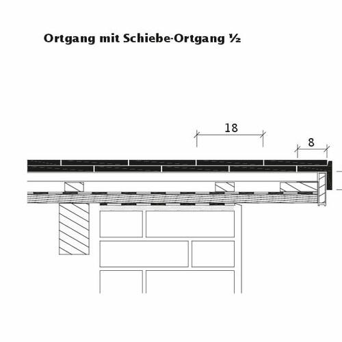 Produkt technische Zeichnung KLASSIK Schiebeortgang-1-2