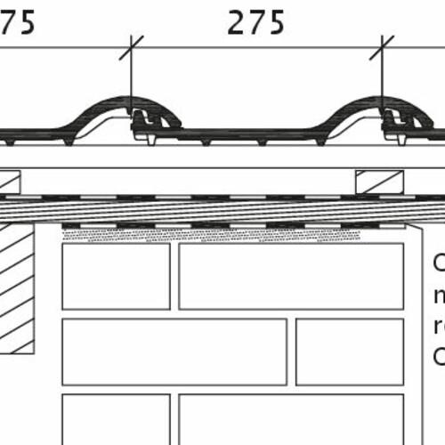 Produkt technische Zeichnung BALANCE OBR OBR