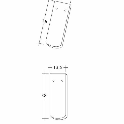 Produkt technische Zeichnung AMBIENTE Seg-3-4