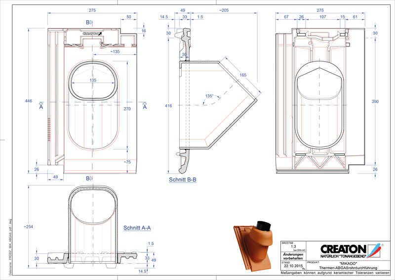 Produkt CAD-Datei MIKADO Therme THERME