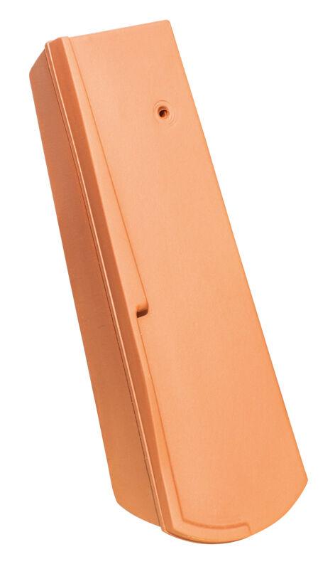 AMBIENTE Segmentschnitt Schiebe-Ortgang mit kurzem Seitenlappen ca. 5 cm rechts