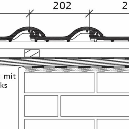 Produkt technische Zeichnung BALANCE OBL OBL