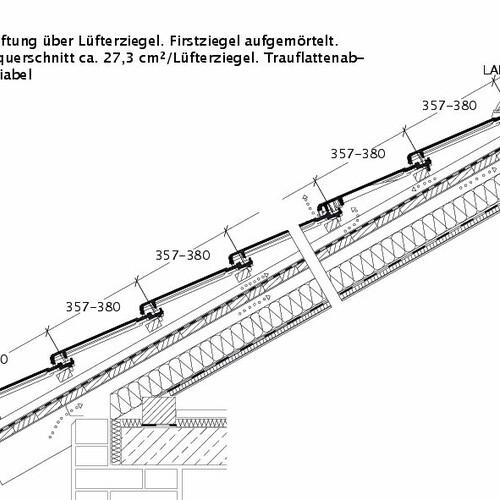 Produkt technische Zeichnung RATIO DQL DQL