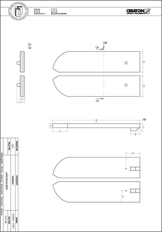 Produkt CAD-Datei SAKRAL Rundschnitt RUND-LH