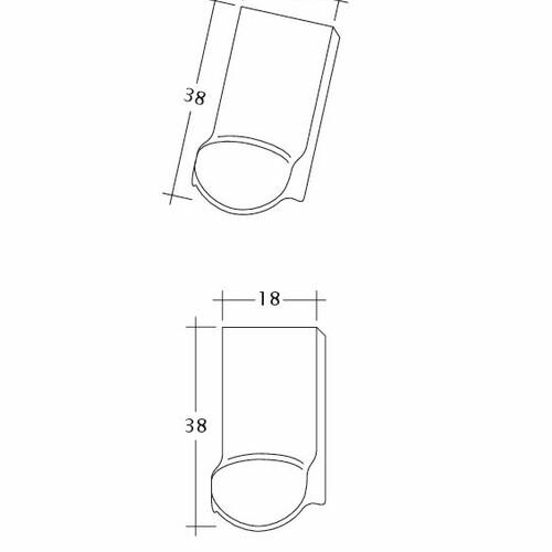 Produkt technische Zeichnung KLASSIK LUEFTZ