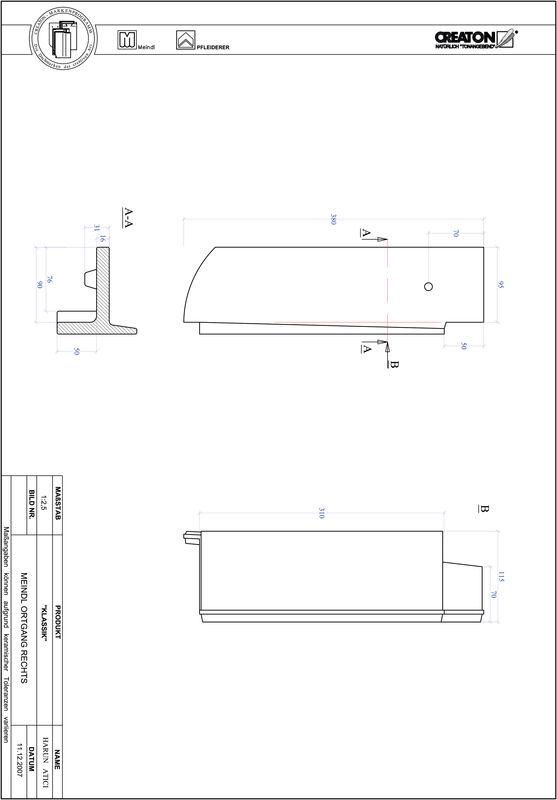Produkt CAD-Datei KLASSIK Rundschnitt RUND-OGR