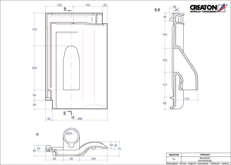 Produkt CAD-Datei BALANCE Solar SOLAR