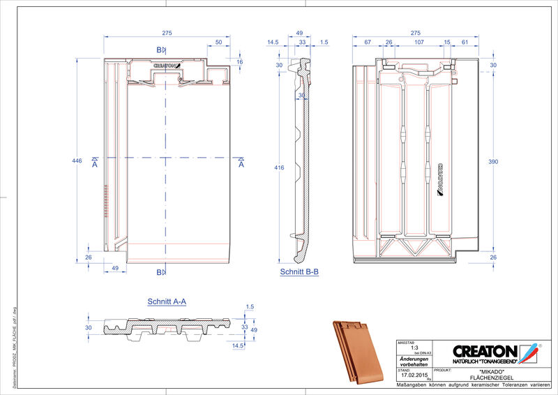 Produkt CAD-Datei MIKADO Fläche FLA
