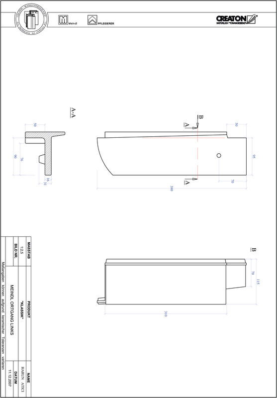 Produkt CAD-Datei KLASSIK Rundschnitt RUND-OGL