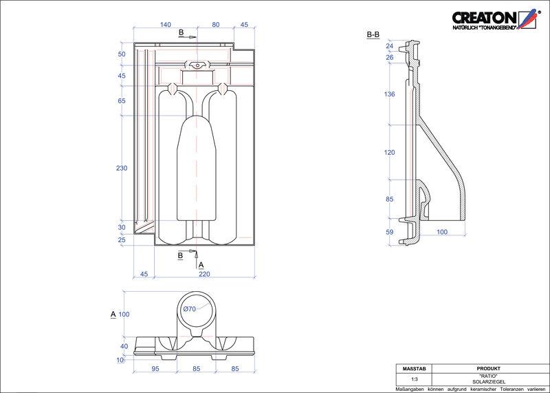 Produkt CAD-Datei RATIO Solar SOLAR