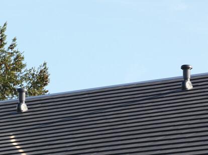Dunstrohr Dachstein